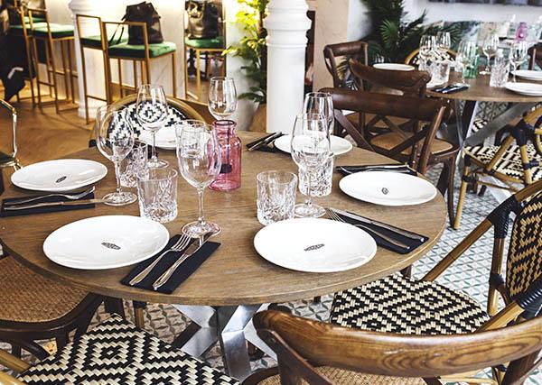 Bar restaurante en Ponzano-Chamberi-Madrid-Maracca