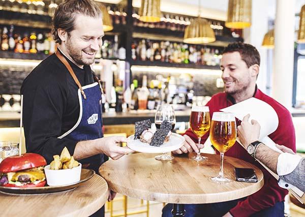 Equipo Maracca - Restaurante en Chamberi