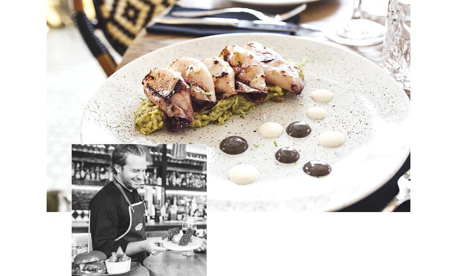 Restaurante en Ponzano-Chamberi-Madrid-Maracca